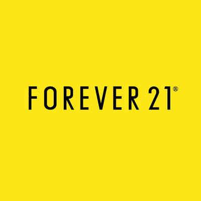 Regular forever21