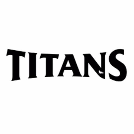 Regular logo titans