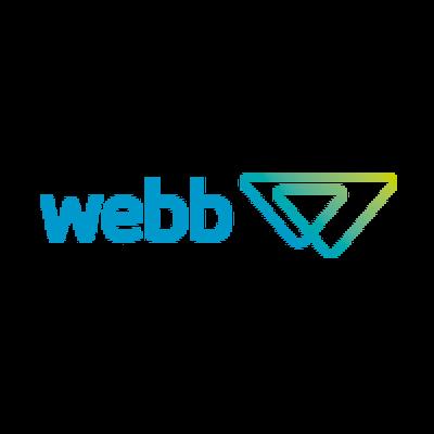 Regular logo webb